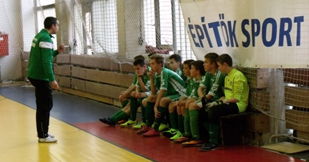 FTC-Airnergy U15 Futsal